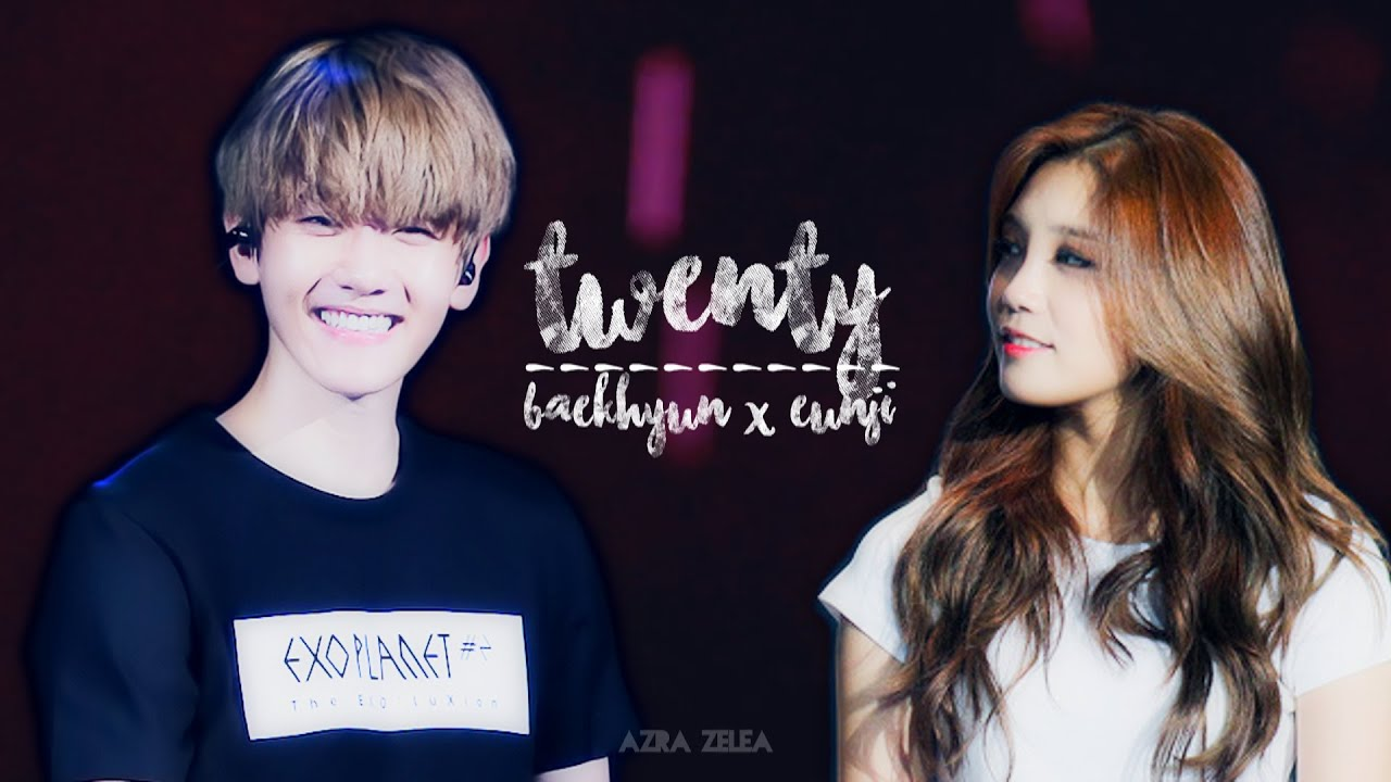 you're my twenties ♥ eunji & baekhyun [exopink baekji ...Eunji And Baekhyun