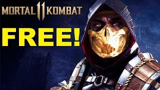 How to Get Mortal Kombat 11 For FREE...