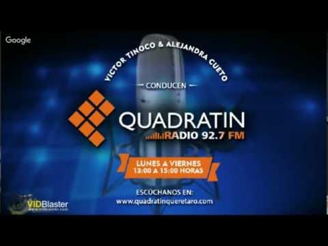 Quadratin Radio 14 junio
