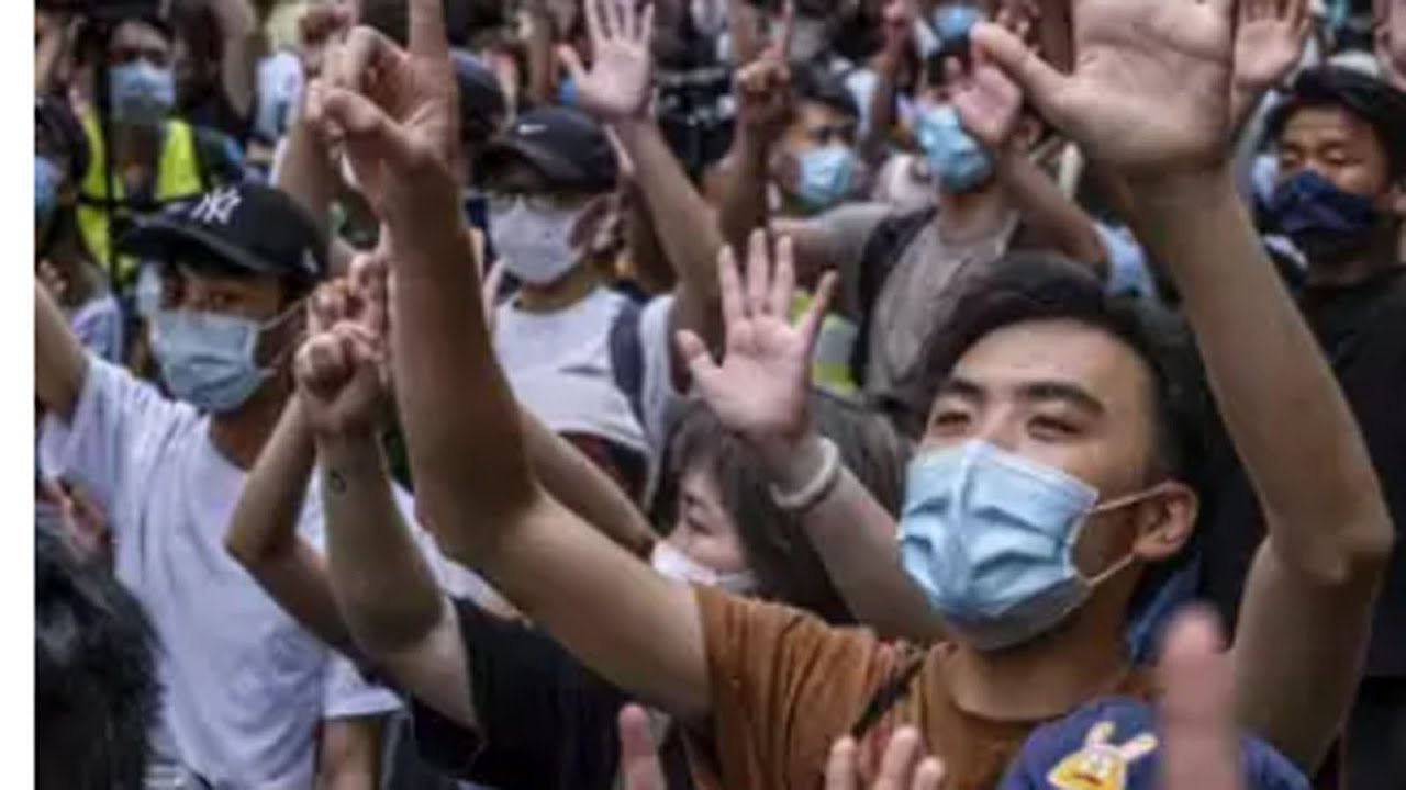 Will back Beijing's response to US sanctioning China's officials: Hong Kong