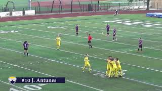 First Ever FC Monmouth Goal by John Antunes