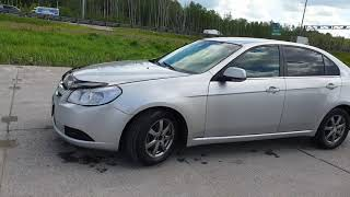 Chevrolet epica 2006 2.0 AT максималка