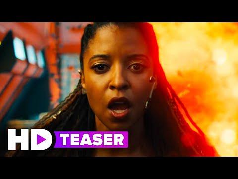 ALTERED CARBON Season 2 Teaser (2020) Netflix