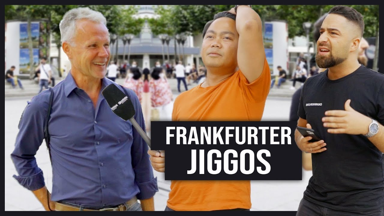 Frankfurter Jiggos | Shayan Garcia