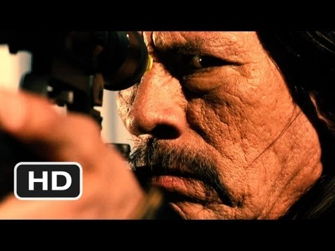 Machete #1 Movie CLIP - Senator Assassination Attempt (2010) HD