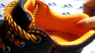 Выбрать Крепкую Мужскую Обувь. Рабочая Кожаная Мужская с Дополнительной Защитой