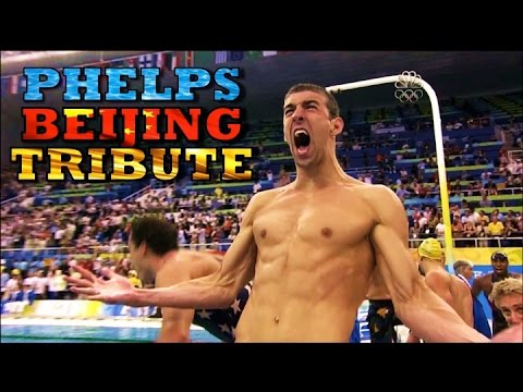 Phelps Beijing Tribute