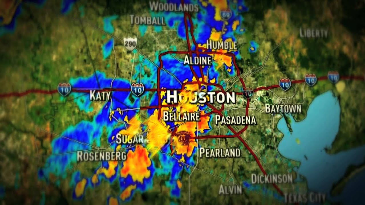 Khou Weather Map.Khou 11 Weather Lightning Youtube