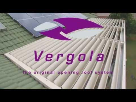 Vergola Sunshine Coast The Original Opening Roof System