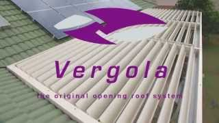Vergola Sunshine Coast - The Original Opening Roof System