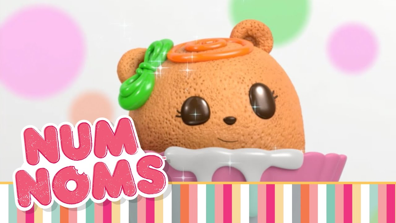 Num Noms Go Go Cafe Commercial