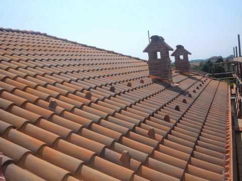 costruzione tetto in legno coibentato ventilato youtube