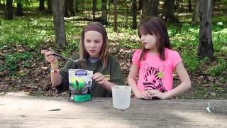 Backpacker's Pantry Organic Peanut & Raisin Oatmeal With Jo Anne's  Girls Katelyn And Emma