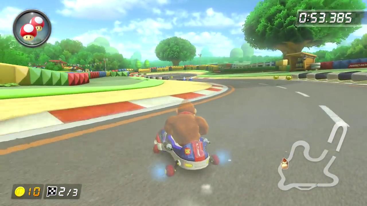 MK8DX WR-GBA Mario Circuit (150cc)-1:27.925-Cole