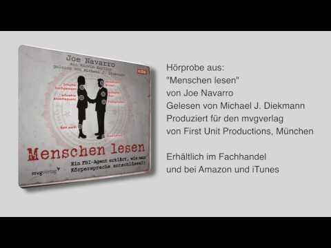 Menschen lesen: Ein FBI-Agent erklärt, wie man Körpersprache entschlüsselt YouTube Hörbuch Trailer auf Deutsch