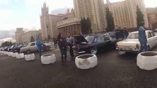 Клуб любителей и почитателей Автомобилей ГАЗ 24 Закрытие сезона 13.10.2012