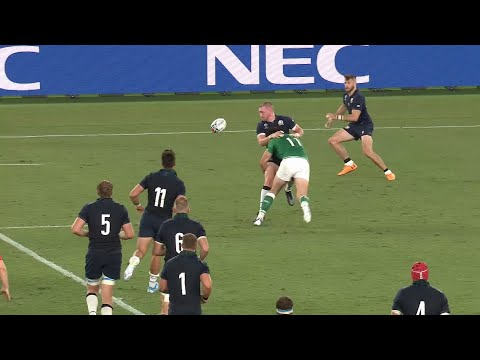 Five massive tackles at Rugby World Cup 2019