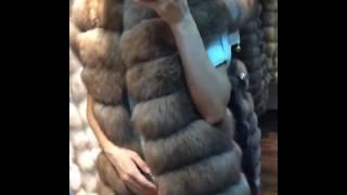 Меховой жилет(Купить норковую шубу, жилет из Китая., 2016-09-03T04:18:04.000Z)