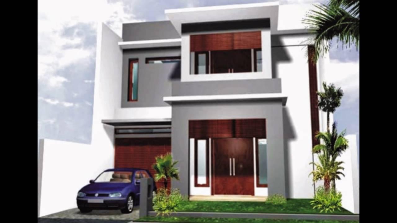 contoh gambar design dan denah rumah minimalis type 21 ...