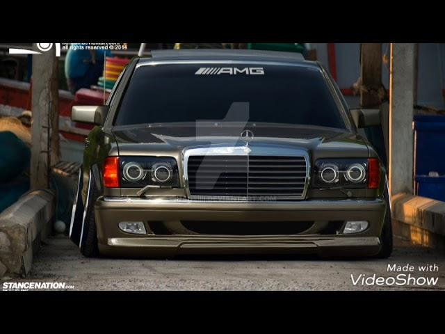 تعديل سيارات مرسيدس E190 Youtube