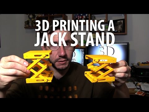 3D Prints Of The Week: SmartWatch Stand, Groot, Mjolnir ...