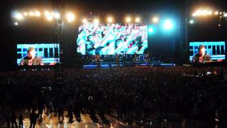 Bruce Springsteen, Badlands & Hungry Heart, Udine 23/7/2009