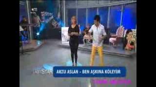 ARZU ASLAN-BEN AŞKINA KÖLEYİM-LAST STAR-EMTV-(30/10/2013)-TÜRK MEDYA SUNAR. Resimi