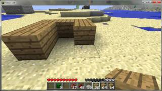 comment faire un ascenseur sur minecraft