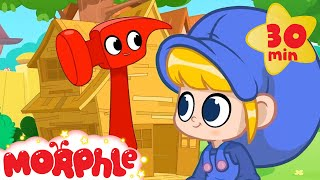 Mila's Club House - My Magic Pet Morphle | Cartoons For Kids | Morphle TV | Mila and Morphle Video