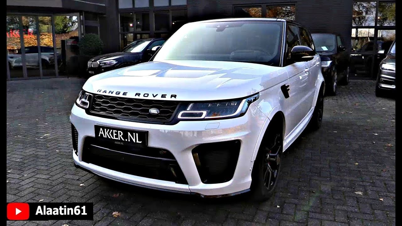 Range Rover Sport SVR 2019 SOUND NEW FULL Review Interior ...