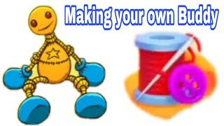 Watch - How To Making Your own Buddy Easy - Kick The Buddy Game Forever #Kick_The_Budy
