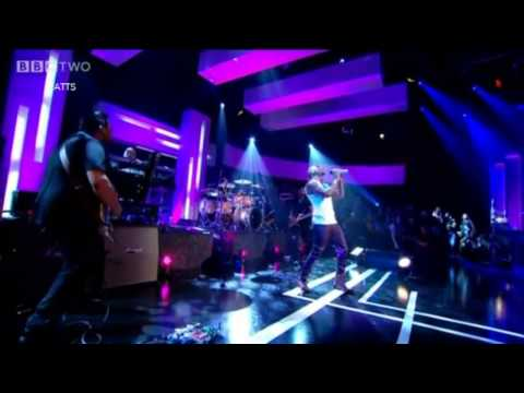 Trey Songz - Simply Amazing - Later... with Jools Holland (for US Fans)