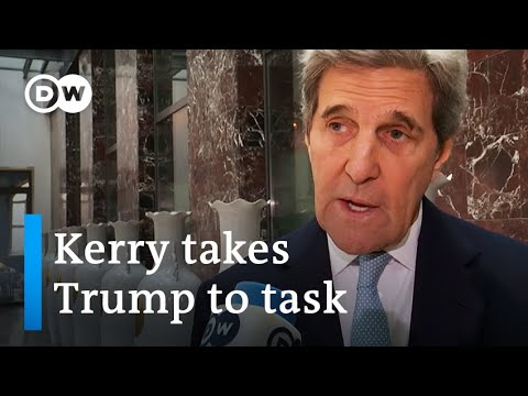 MSC 2020: John Kerry lashes out at Donald Trump   DW News