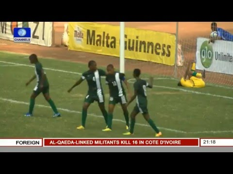 Sports Tonight: Discussing Nigeria Tennis Juniors, Falconets Performance