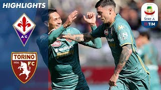 Fiorentina 1-1 Torino | Simeone's opener for Fiorentina cancelled out by Baselli equalizer | Serie A