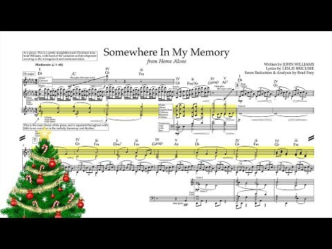 Somewhere In My Memory  Home Alone Score Reduction & Analysis