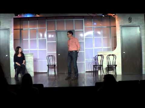 Virginia Slims at Second City Hollywood 04-10-2013