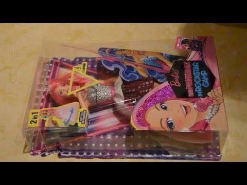 видео: Барби Рок Принцесса 1 часть , barbie in rock royals !