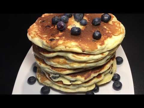 les-pancakes-aux-myrtilles-recette-facile-et-rapide-À-prÉparer