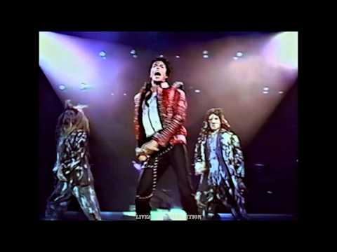 Michael Jackson - Thriller - Live Wembley 1988 - HD