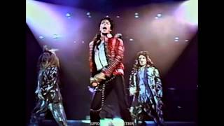 Michael Jackson - Thriller - Live Wembley 1988 - HD