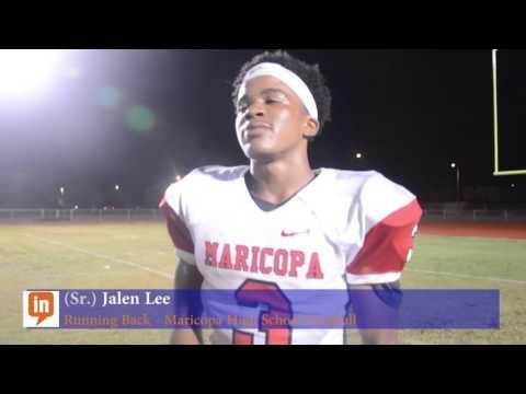 Maricopa High School at Seton Catholic Preparatory High School - Football 10/16/15