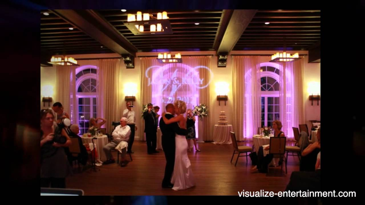 Uplighting For Key West Weddings Special Events Youtube