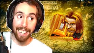 Asmongold Raids THE HINTERLANDS for the First Time (Classic WoW Beta)