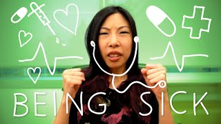 Weekly Cantonese Words with Olivia - Being Sick