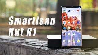 1TB of Storage?  Smartisan Nut R1 Review