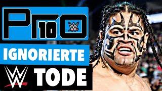 10 Wrestler-Tode, die von WWE ignoriert wurden! - Pro10 #90 (Deutsch/German)