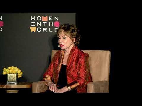 Isabel Allende On Her Daughter's Death