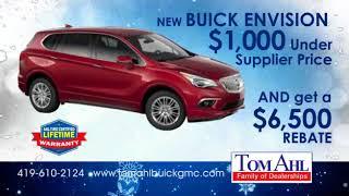 2017 Buicks and GMC Specials | GM Dealer Near Fort Wayne