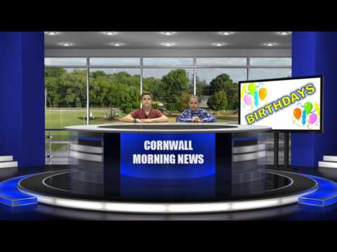 4/20/17 Morning Announcements